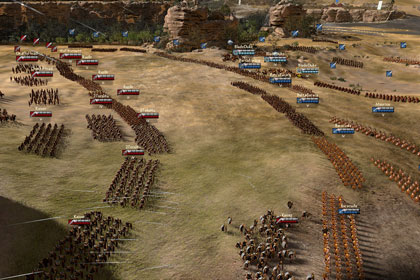 Creative Assembly выпустит игру Total War: Arena